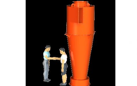 Циклонни сепаратори