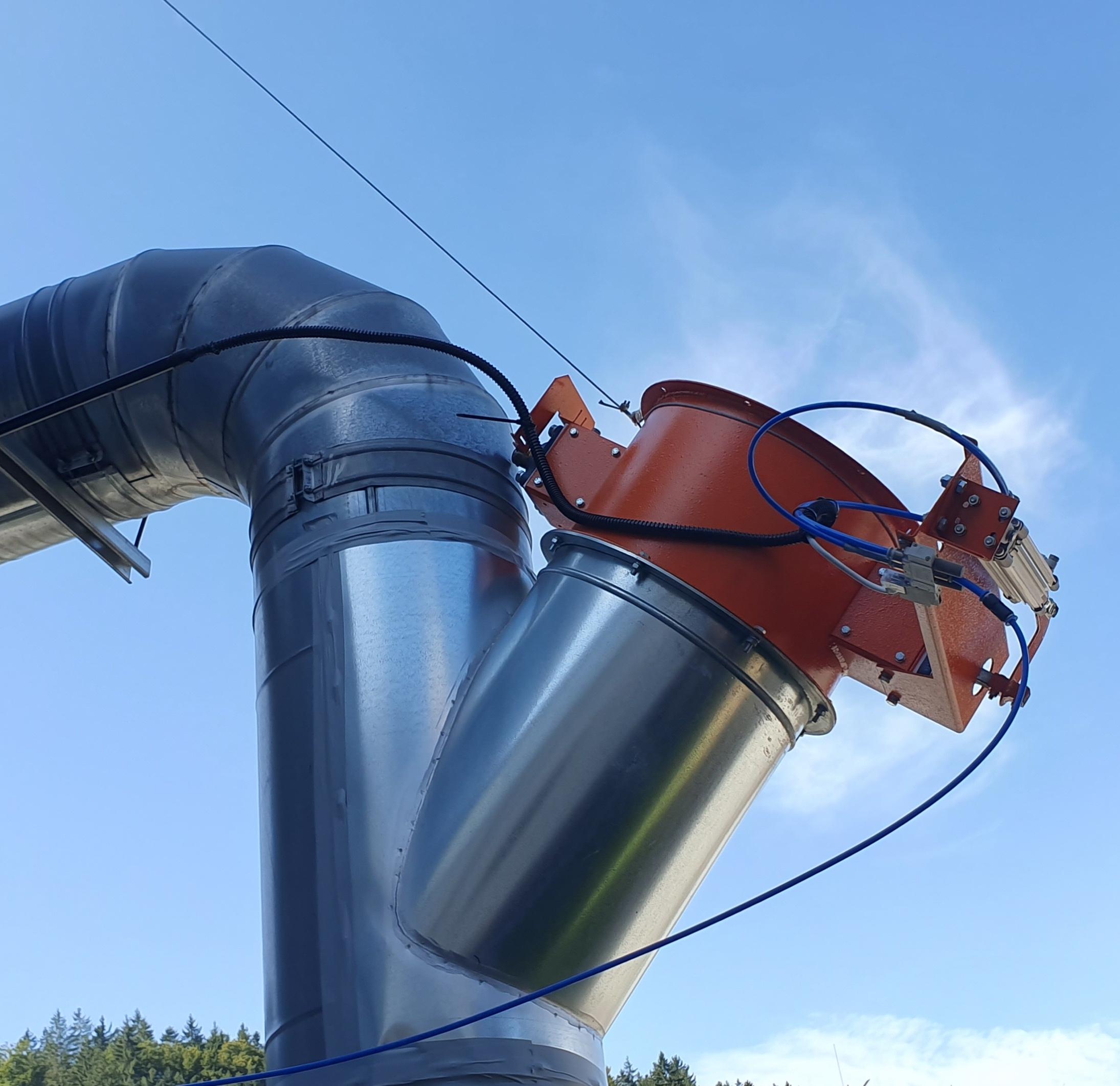 Спирателни и регулиращи клапани