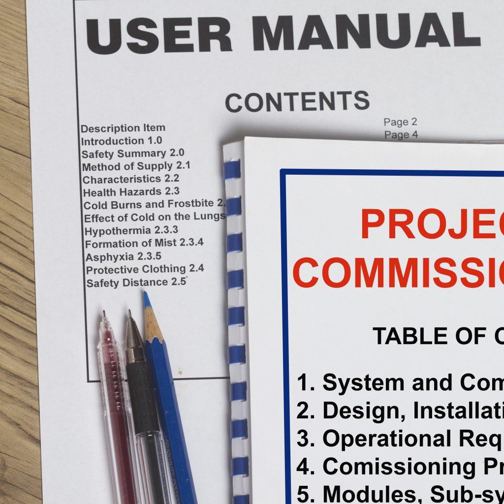 Ние доставяме продуктова документация