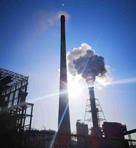 Почистване на димни и отпадъчни газове