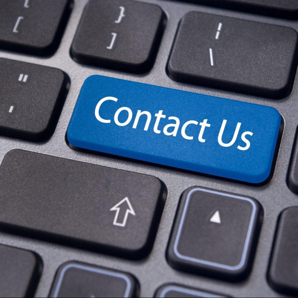 свържете се с нас